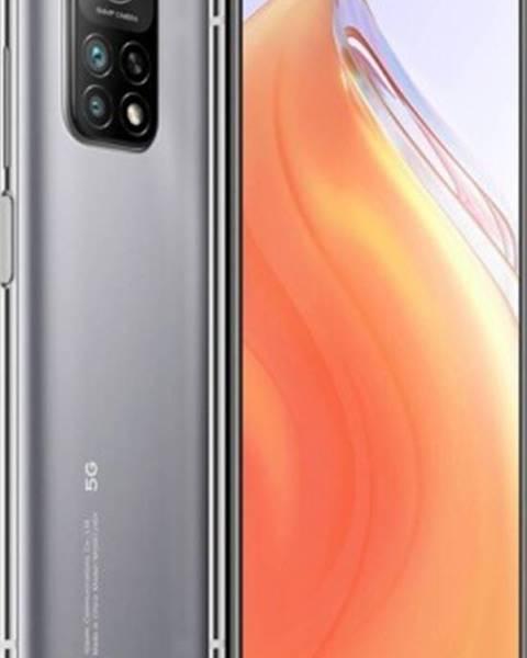 Xiaomi Mobilný telefón Xiaomi Mi 10T 6GB/128GB, strieborná
