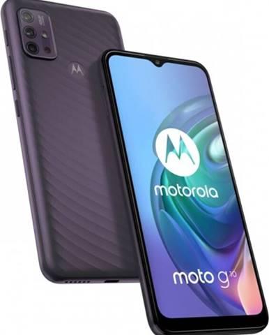 Mobilný telefón Motorola Moto G10 4 GB/64 GB, sivý