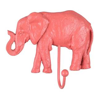 Korálovoružový vešiak Leitmotiv Elephant