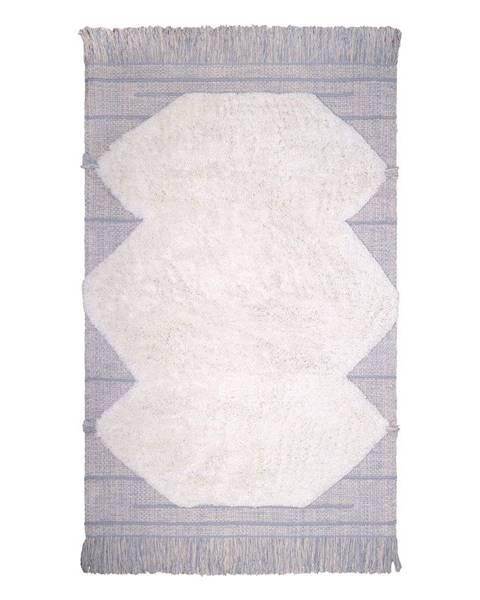 Nattiot Prírodný ručne vyrobený koberec Nattiot Gordon, 110 x 170 cm