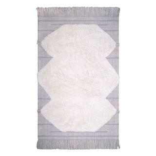 Prírodný ručne vyrobený koberec Nattiot Gordon, 110 x 170 cm