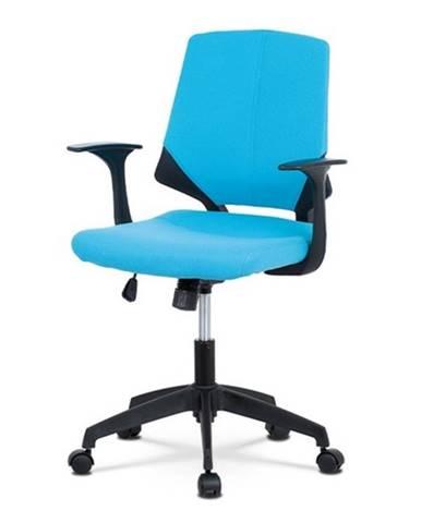 Kancelárska stolička GORO modrá