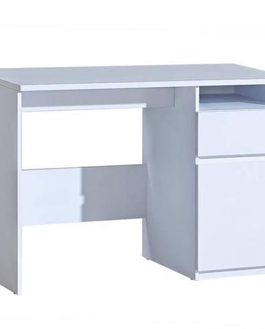 Písací stôl Arca AR7 Biely