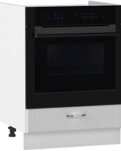Skrinka do kuchyne Moniuszko DK60 S/1 Biela BB