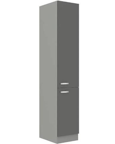 Skrinka do kuchyne Grey 40DK-210 2F