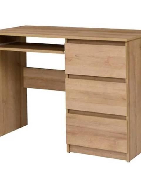 MERKURY MARKET Písací stôl Cosmo C09