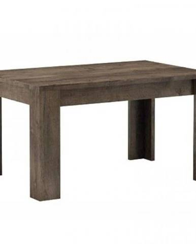 Stôl duży Indianapolis 160+40  jaseň tmavý