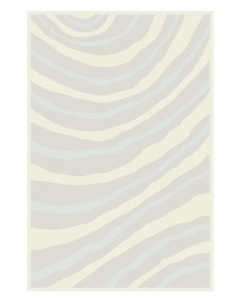 MERKURY MARKET Vlnený koberec Rota 1