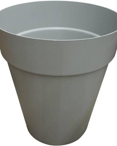 Kvetináč CAPRI HIGH 46 cm light grey