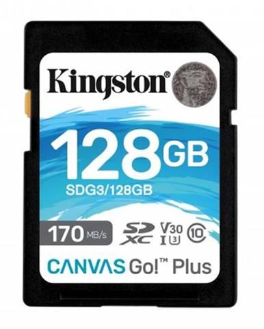 Micro SDXC karta Kingston 128GB