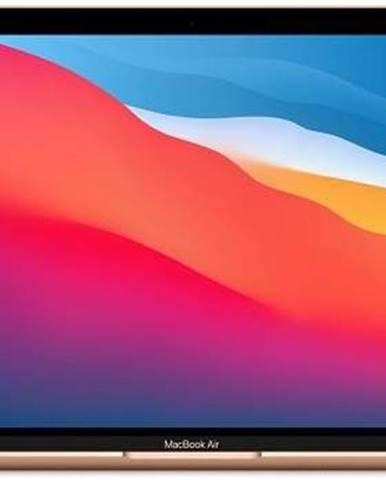 Apple MacBook Air 13'' M1 8GB, SSD 256GB, GLD, MGND3CZ/A + ZDARMA Antivir Bitdefender Internet Security v hodnotě 699,-Kč