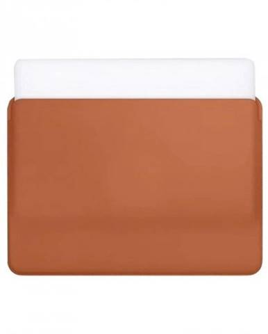 Ultratenké puzdro na MacBook COTEetCI PU 12 hnedé MB1017-BR