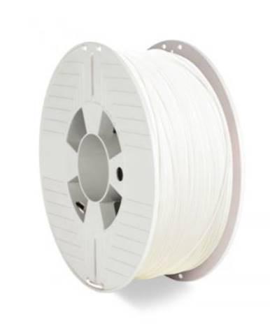 3D filament Verbatim, PET-G, 1,75 mm, 1000 g, 55050, white