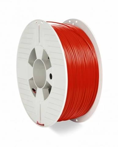 3D filament Verbatim, PET-G, 1,75 mm, 1000 g, 55053, red