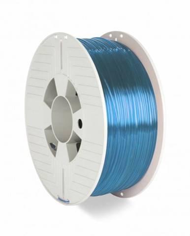 3D filament Verbatim, PET-G, 1,75 mm, 1000 g, 55056,transp. blue