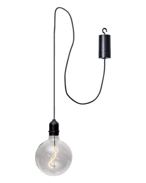 Best Season Transparentná vonkajšia svetelná LED dekorácia Best Season Glassball, dĺžka 1 m