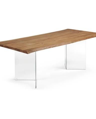 Jedálenský stôl La Forma Levik, 200 x 100 cm