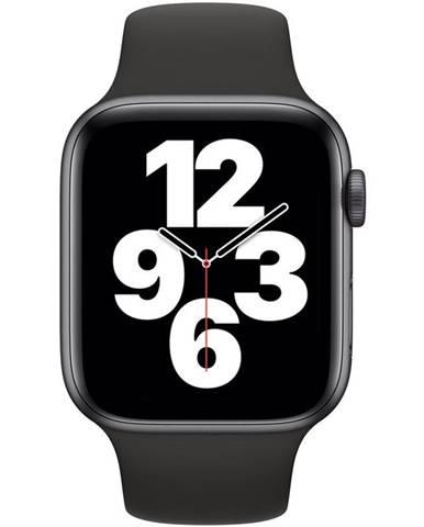 Inteligentné hodinky Apple Watch SE GPS 40mm púzdro z vesmírne