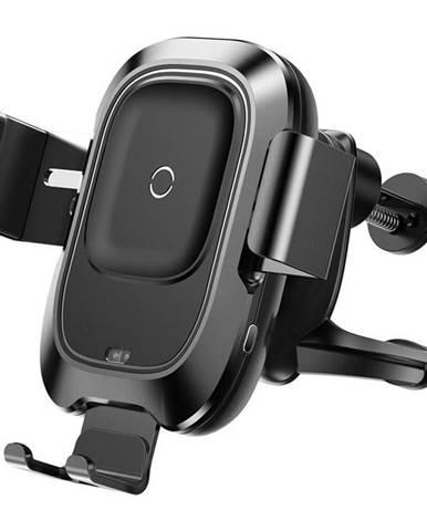 Držiak na mobil Baseus Wireless Charger Smart Vehicle Bracket Air
