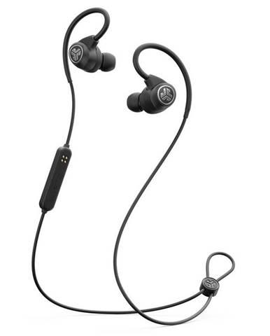 Slúchadlá JLab Fit Sport Wireless Fitness Earbuds  čierna