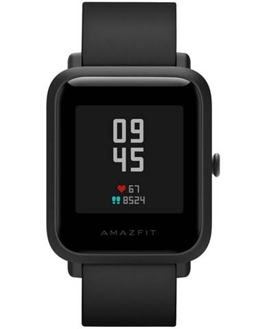 Inteligentné hodinky Amazfit Bip S - Carbon Black