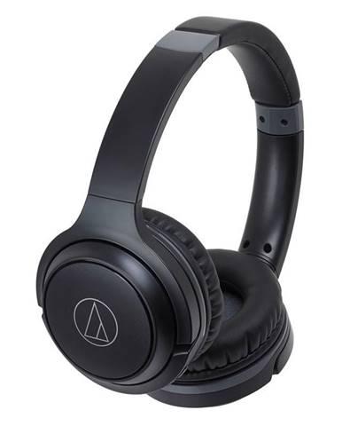 Slúchadlá Audio-technica ATH-S200btbk čierna