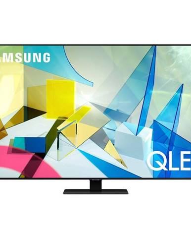 Televízor Samsung Qe49q80ta strieborn