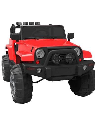 Elektrické autíčko MaDe Jeep červen