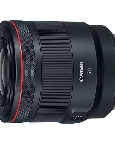 Objektív Canon RF RF 50mm f/1.2L USM - Selekce AIP čierny