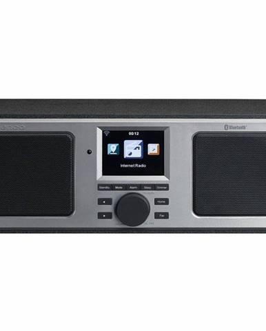 Internetový rádioprijímač Lenco DIR-150 čierne
