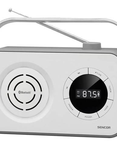 Rádioprijímač Sencor SRD 3200W biely