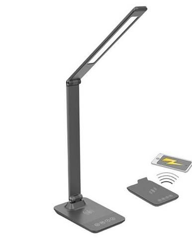 Stolná lampa Solight stmívatelná, 10W, bezdrátové nabíjení telefonu