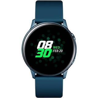 Inteligentné hodinky Samsung Galaxy Watch Active SK zelená