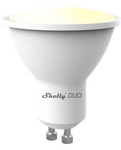 Inteligentná žiarovka Shelly DUO, stmívatelná 475 lm, GU10,