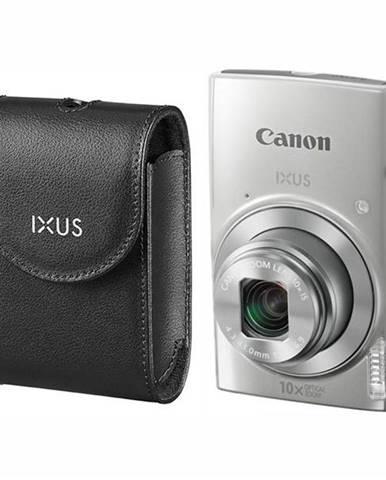 Digitálny fotoaparát Canon Ixus 190 + orig.púzdro strieborný
