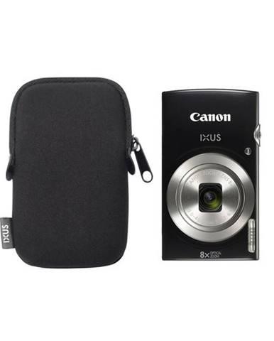 Digitálny fotoaparát Canon Ixus 185 + orig.púzdro čierny