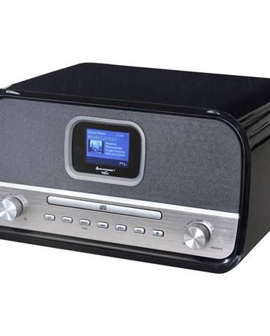 Rádioprijímač s DAB+ Soundmaster Dab970sw čierny