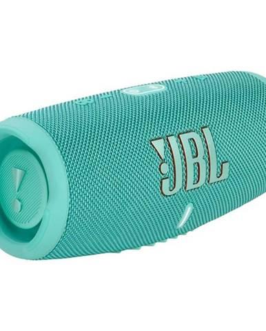 Prenosný reproduktor JBL Charge 5 tyrkysov