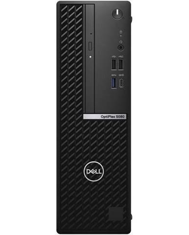 Stolný počítač Dell Optiplex 5080 SFF čierny