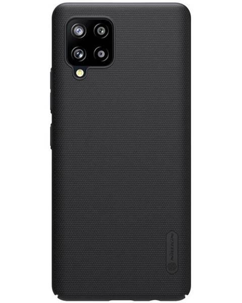 Nillkin Kryt na mobil Nillkin Super Frosted na Samsung Galaxy A42 čierny