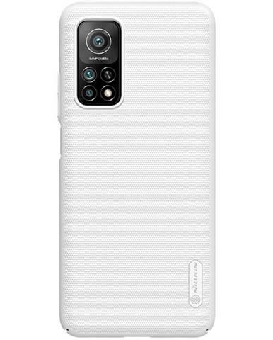 Kryt na mobil Nillkin Super Frosted na Xiaomi Mi 10T/10T Pro biely