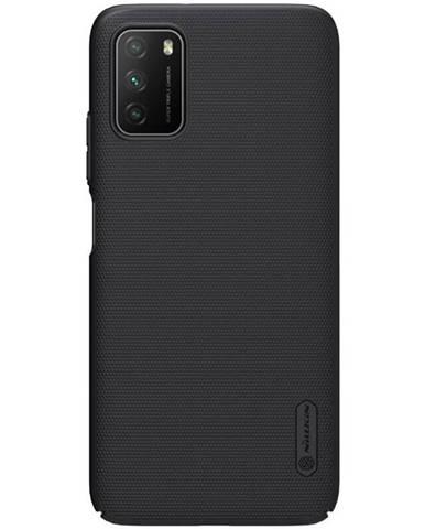 Kryt na mobil Nillkin Super Frosted na Xiaomi Poco M3 čierny