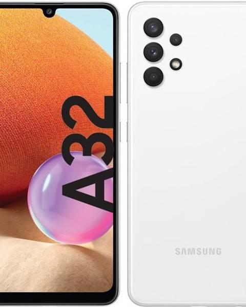 Samsung Mobilný telefón Samsung Galaxy A32 biely