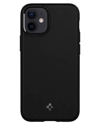 Kryt na mobil Spigen MagArmor na Apple iPhone 12 mini čierny