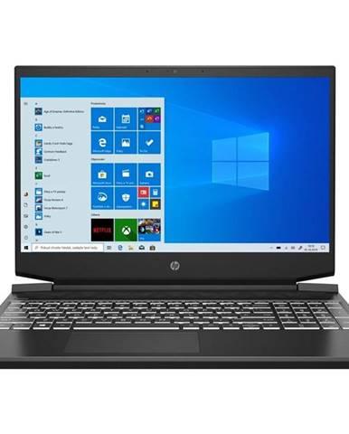Notebook HP Pavilion Gaming 15-dk1024nc čierny