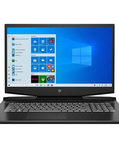 Notebook HP Pavilion Gaming 17-cd1020nc čierny