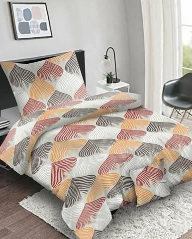 Jahu Saténové obliečky Ema Blade, 140 x 200 cm, 70 x 90 cm