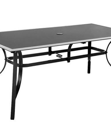 M150 záhradný stôl čierna