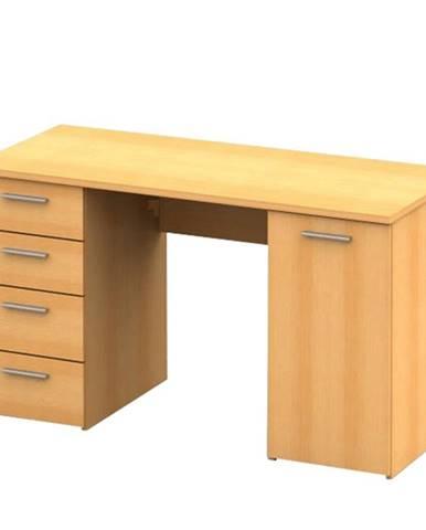 Písací stôl buk EUSTACH