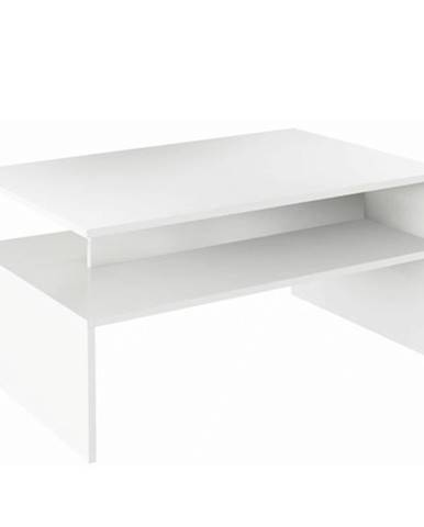 Konferenčný stolík biela  DAMOLI
